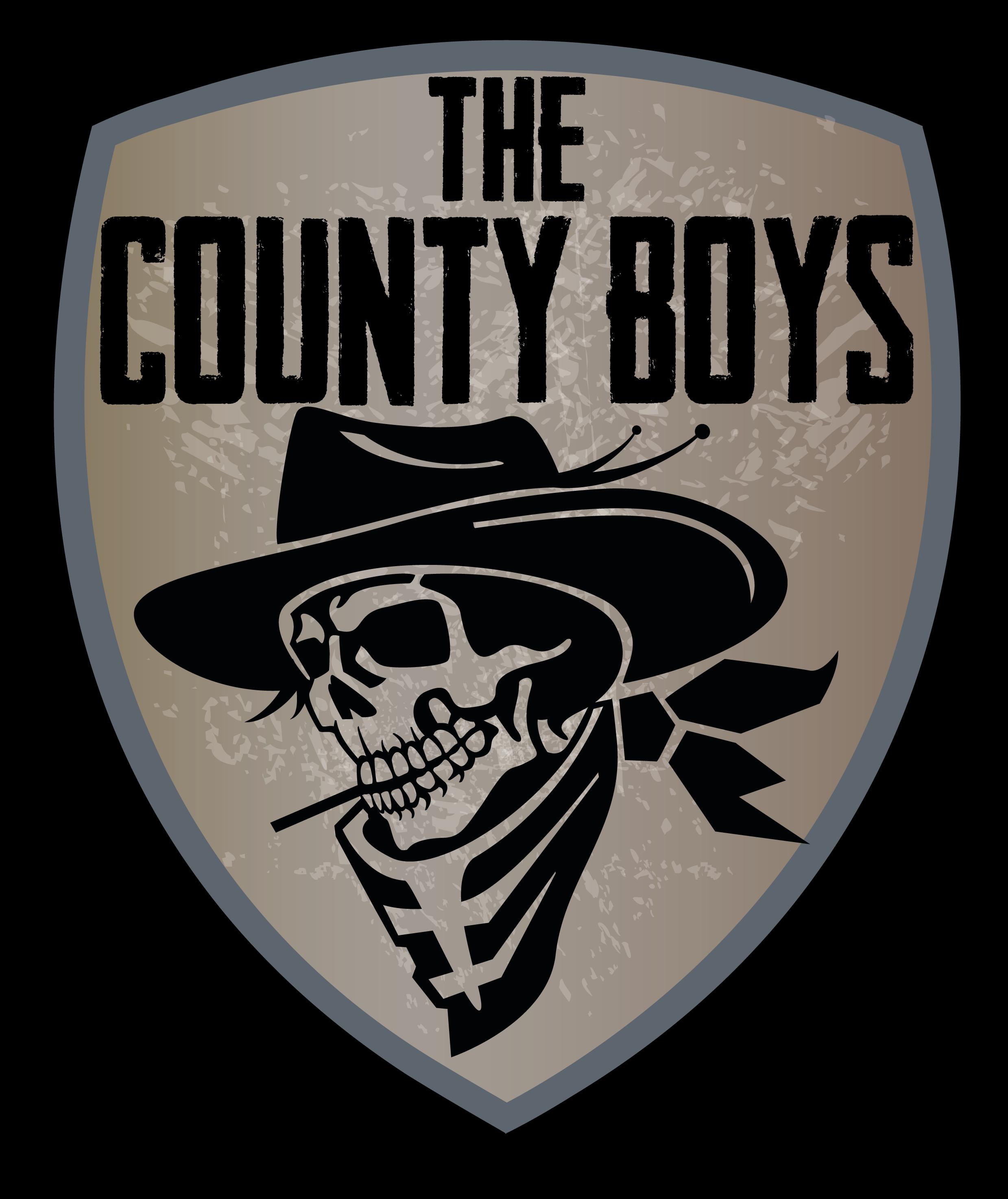 Logo The County Boys
